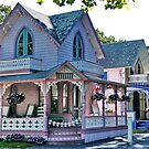 Gingerbread House by AnnDixon