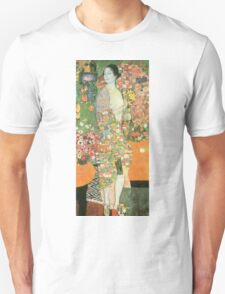 Gustav Klimt - The Dancer 1918 Unisex T-Shirt