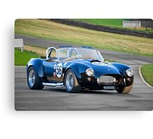 1966 Shelby 427 Cobra 56 Canvas Print