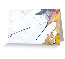 Fossils #62 Greeting Card