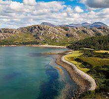 Gruinard Bay by derekbeattie