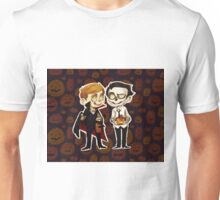 trick or treat with Kieren and Simon Unisex T-Shirt