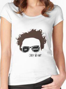 Neistat Women's Fitted Scoop T-Shirt