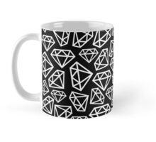 white diamond  Mug