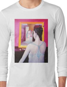 Girl in mirror Long Sleeve T-Shirt
