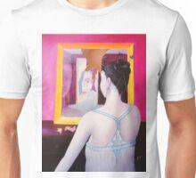 Girl in mirror Unisex T-Shirt