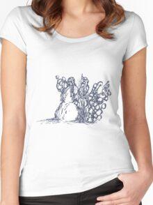 Forgotten Love Women's Fitted Scoop T-Shirt