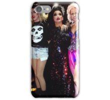 Adore delano, Bianca Del Rio & Courtney Act iPhone Case/Skin