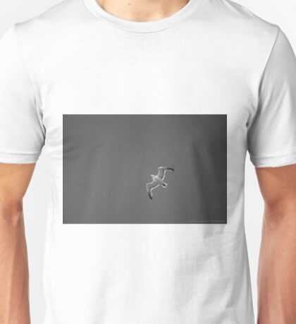 Flying And Dreaming Unisex T-Shirt