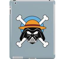 darth vader one piece fan  iPad Case/Skin