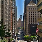 San Francisco Street by Barbara Morrison
