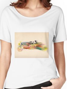 old car  Women's Relaxed Fit T-Shirt
