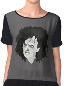 Billy Butcherson (Hocus Pocus) - No Text Chiffon Top
