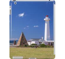 Port Elizabeth Light House iPad Case/Skin