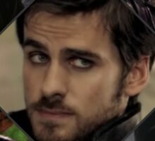 Captain Killian Jones 10 Sticker