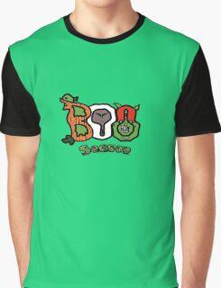 Boo Season Graphic T-Shirt