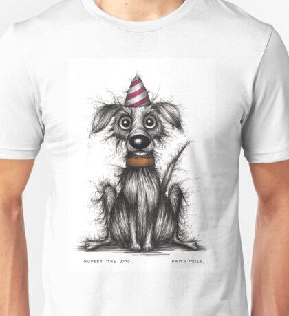 Rupert the dog Unisex T-Shirt