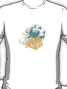 Aquatic Pattern - Endless Summer T-Shirt