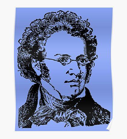 Franz Schubert Poster
