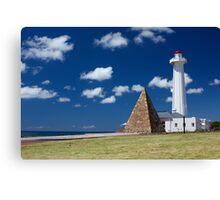 Port Elizabeth Light House Canvas Print