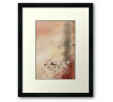 Delicate Dreams Framed Print