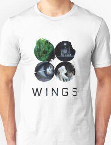 BTS-WINGS-STIGMA [WHITE] Unisex T-Shirt