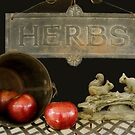 Apples and Herbs by Jing3011