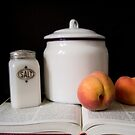 Still Life with Peaches by Jing3011