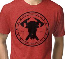 Grand Buffalo Tri-blend T-Shirt