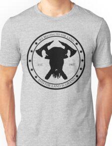 Grand Buffalo Unisex T-Shirt