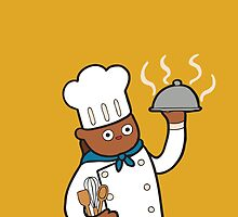 When I grow up I want to be a chef by evannave