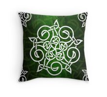 Celtic Knot  Throw Pillow