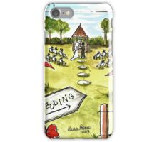 Outdoor Wedding iPhone Case/Skin