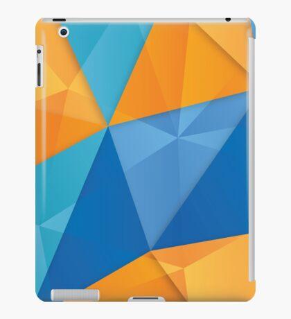 Slice geometry graphic iPad Case/Skin