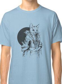 Victorian Cat Classic T-Shirt