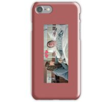 Doctor Strange and Christine Palmer iPhone Case/Skin