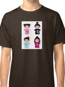Little japan girls collection : Geisha original Designers Collection Classic T-Shirt