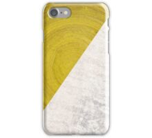Abstract Geometric Natural textures iPhone Case/Skin