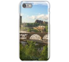 St Anthony Falls Mist iPhone Case/Skin