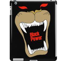 Black Panther-Black Power iPad Case/Skin