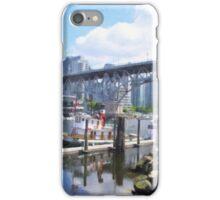 Granville Bridge iPhone Case/Skin