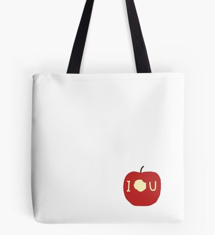I Owe You Tote Bag