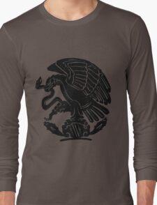 Mexico City Emblem Long Sleeve T-Shirt