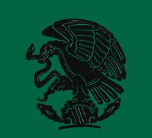 Mexico City Emblem Unisex T-Shirt