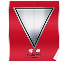 We can only Thank you ....RIP Robin Poster
