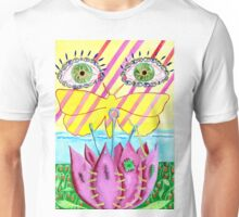 Surreal summer.  Unisex T-Shirt