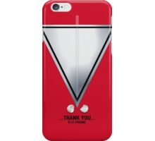 We can only Thank you ....RIP Robin iPhone Case/Skin