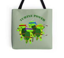 Turtle Power TMNT Tote Bag