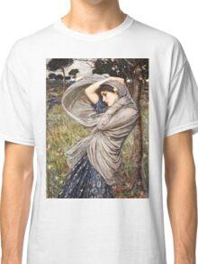 John William Waterhouse - Boreas  Classic T-Shirt