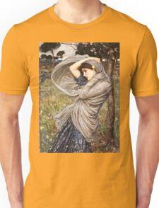 John William Waterhouse - Boreas  Unisex T-Shirt